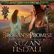 Brogan's Promise: Book Three of The Mackintoshes and McLarens | Suzan Tisdale