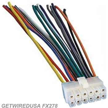 dual car audio 12 pin stereo wire harness. Black Bedroom Furniture Sets. Home Design Ideas