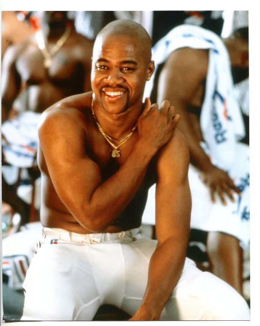 MOVIE PHOTO: Jerry Maguire-8x10-Color Photo-Cuba Gooding, Jr