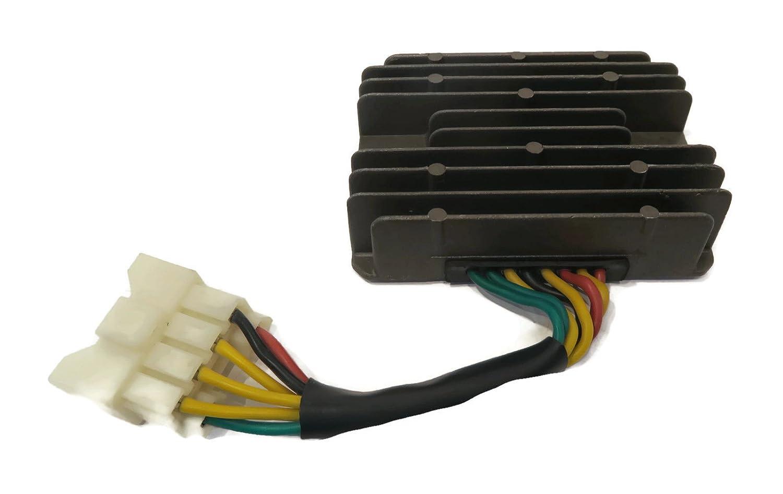 Amazon.com : The ROP Shop Voltage Regulator Rectifier for ...