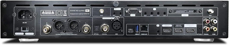 Dune Hd Ultra 4k Hdr Streaming High End Media Player In Full Size And Android Smart Tv Box On Realtek 1295 Bürobedarf Schreibwaren