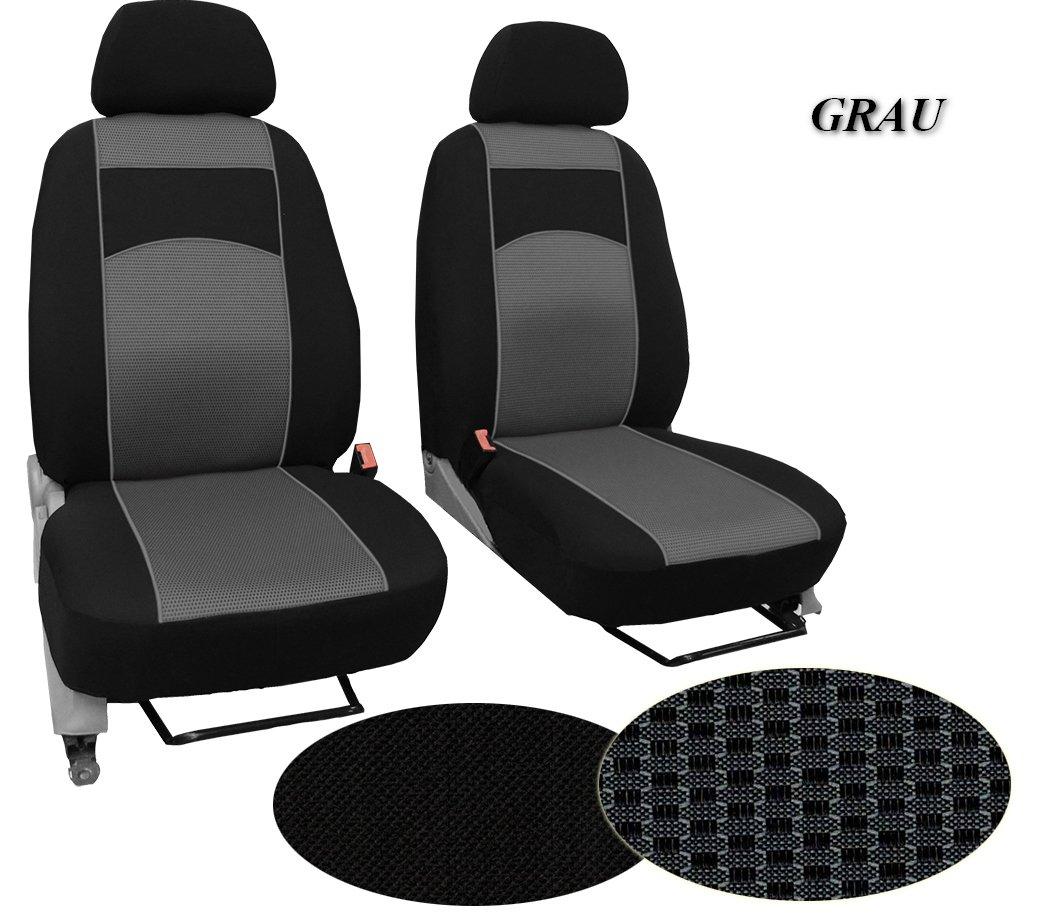 Autositzbezüge 1+1,Super Qualität, STOFFART VIP - passend für MERCEDES CITAN. In diesem Angebot GRAU (Muster im Foto). In 3 Farben bei anderen Angeboten erhältlich. Komplett besteht aus: Fahrersitz + Beifahrersitz + 2 Kopfstützen. Autositzbezüge 1+1 Super