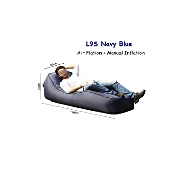 Increíble Experiencia al Aire Libre Saco de Dormir Inflable ...