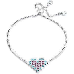 Karseer Anti Anxiety Dog Mascot Natural Onyx and Lava Rock Beads Bracelet Friendship Jewelry Gift Unisex