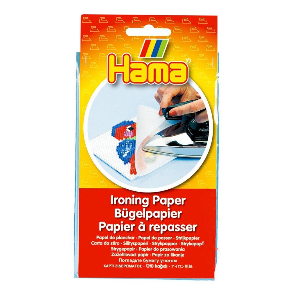 Hama Beads Ironing Paper 10224 B000B6BGPQ craft design