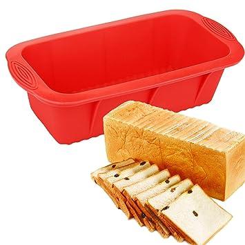 Molde de silicona para repostería, molde para moldes de repostería, antiadherente, 1 unidad: Amazon.es: Hogar