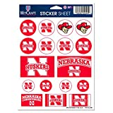 NCAA Vinyl Sticker Sheet