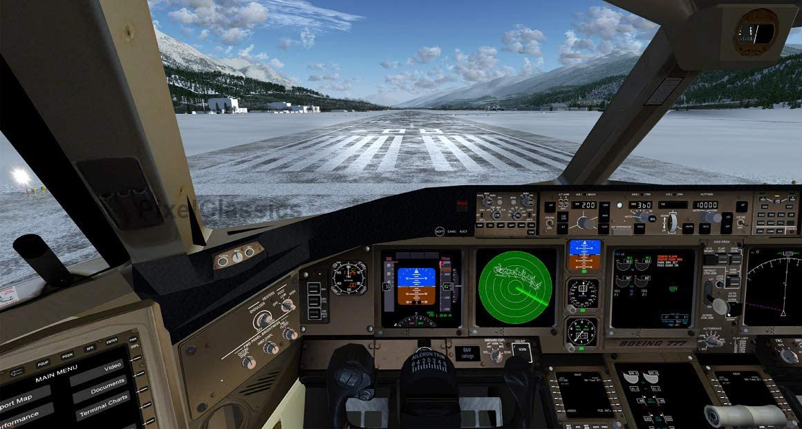 microsoft flight simulator x mac port