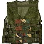 Nitehawk - Gilet Tactique/de Combat - Style Militaire/Police - Enfant 7