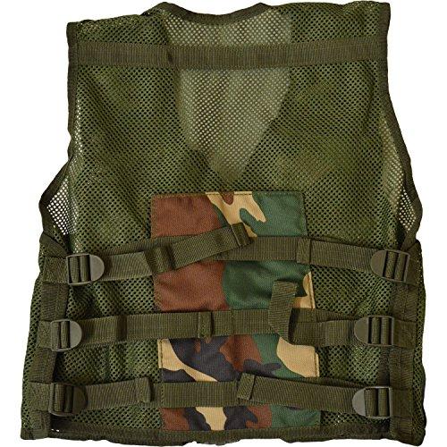Nitehawk - Gilet Tactique/de Combat - Style Militaire/Police - Enfant 2