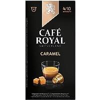 Café Royal 风味焦糖咖啡胶囊 Nespresso兼容 50克,每包6个,60个