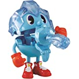 """Pac-Man Ghost Grabbin 4"""" Action Figure, Ice Pac"""