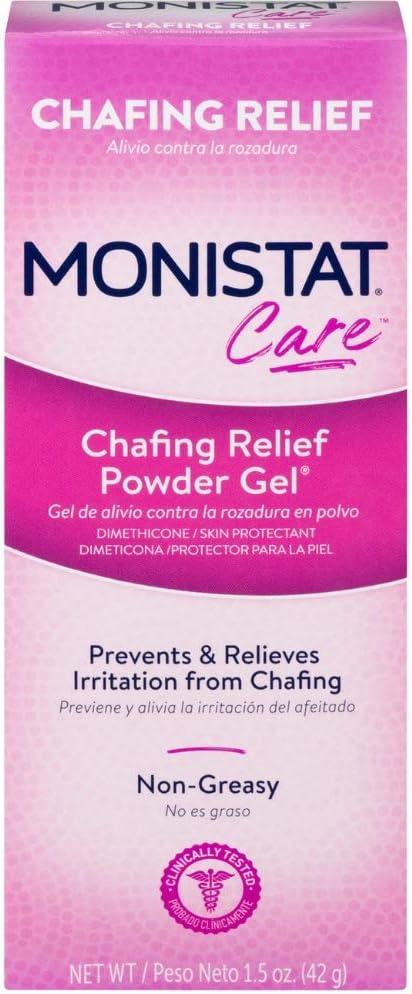 MONISTAT Chafing Relief Powder Gel 1.5 oz