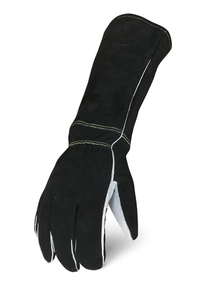 Ironclad WSTK-02-S Premium Stick Welder Gloves, Small