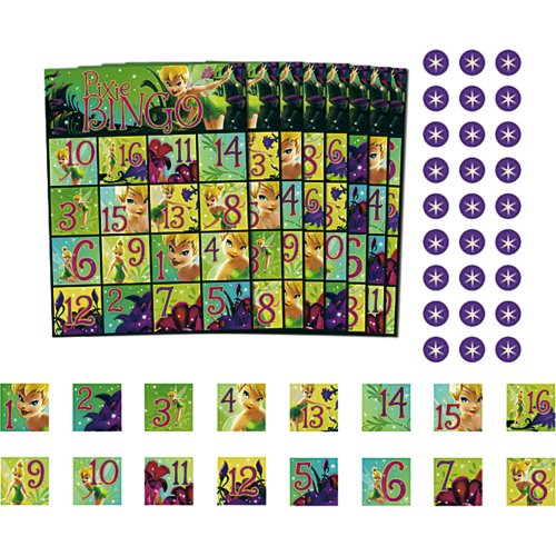 Disney's Tinker Bell Party Game, 6-Ounce Package