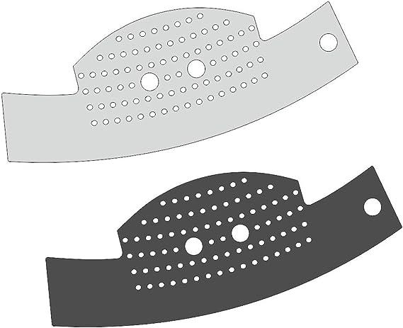 Tropfblech Edelstahl Hochglanz für Jura Impressa C-Serie C5// C50 //C55 C60// C65