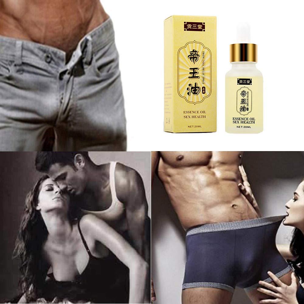 Productos para Adultos,JiaMeng Masaje de pene de Mantenimiento Esencial Producto de Mayor retraso Sexual más Largo para Hombres: Amazon.es: Ropa y ...