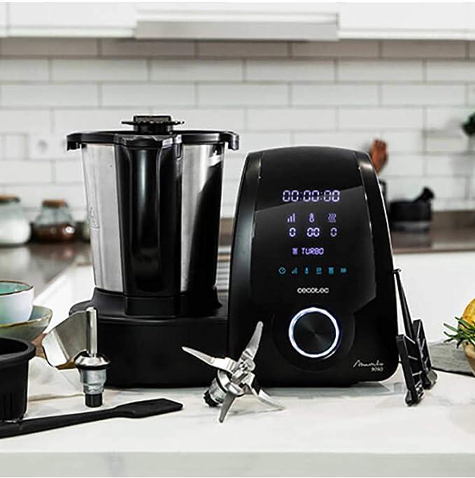 Robot de cocina Mambo Cecotec 9090 Cecotec: Amazon.es: Hogar