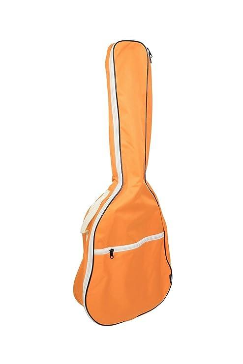 Funda suave para guitarra acústica, 86-99 cm, 1/2, 3