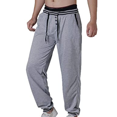 Pantalones De Los Hombres Esencial Pantalones Deporte Hombres ...