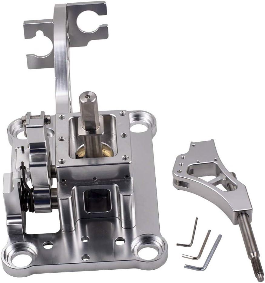 Aluminium Manual Shifter Box For RSX Type-S K-Swap Honda Civic Integra K20 K24