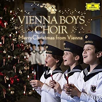 Vienna Boys Choir Christmas.Wiener Sangerknaben Vienna Boys Choir Sings Christmas