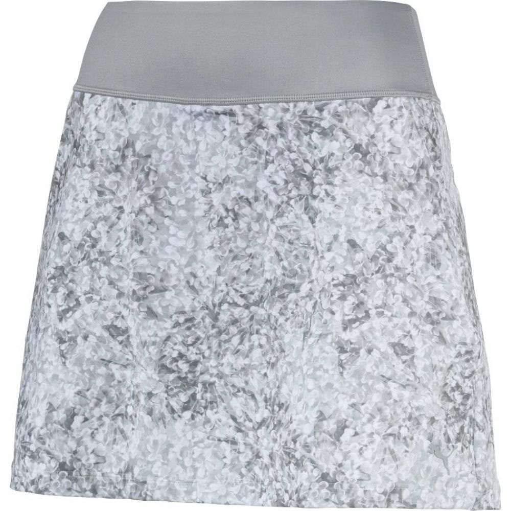 (プーマ) PUMA レディース ゴルフ ボトムスパンツ PUMA PWRSHAPE Floral Knit Golf Skirt [並行輸入品] B07GJR7YWX   XX-Small