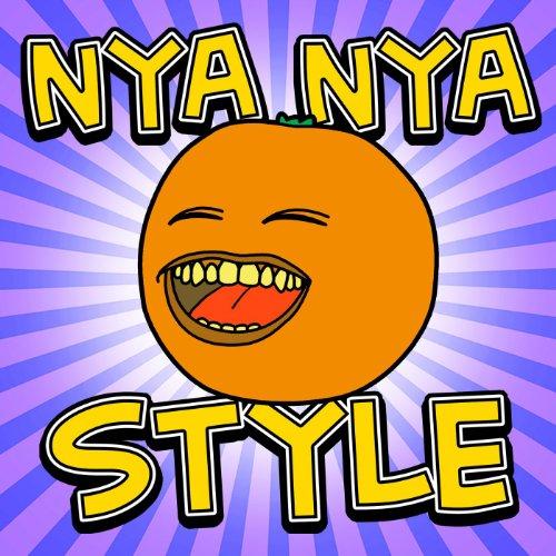 Orange Nya-Nya Style (Psy Gangnam Style Parody)