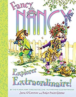 Book Cover: Fancy Nancy: Explorer Extraordinaire!