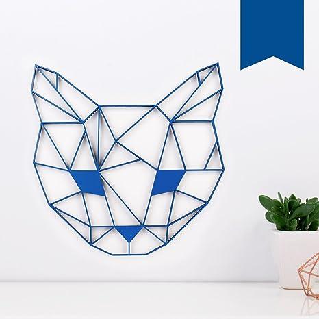 W/ähle EIN Motiv /& Farbe Holz KLEINLAUT 3D-Origamis aus Holz 10 x 9,4 cm S - Natur Meise