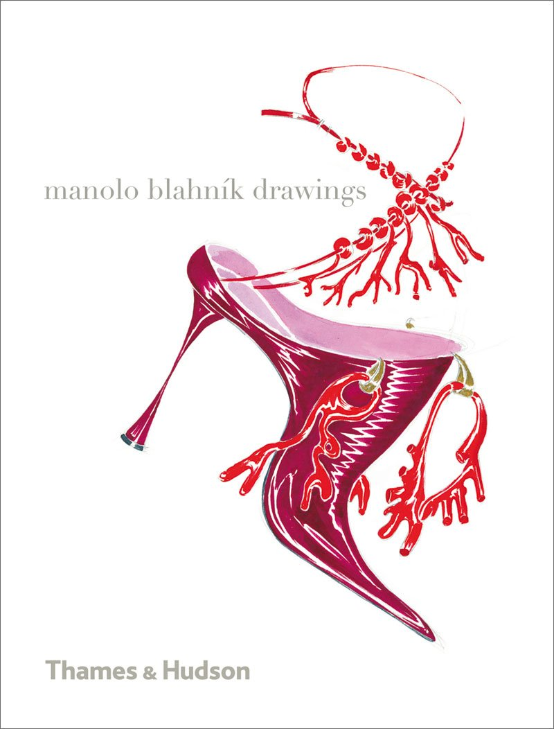 a07571e2ee6 Manolo Blahnik Drawings: Manolo Blahnik: 9780500288092: Books ...