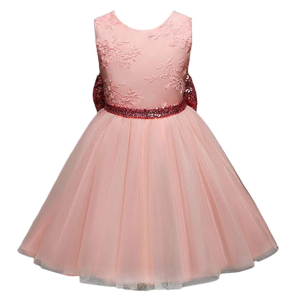 Sharplace Vestido Niña Elegante Ropa Moderno Complimentos Chica ...