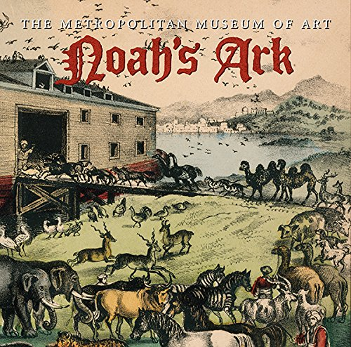Amazon Noahs Ark 9781419713613 Linda Falken The Metropolitan Museum Of Art Books