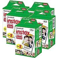 Fujifilm instax mini Film – 5 x 20 carretes – 100 fotos