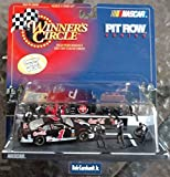 Dale Earnhardt Jr #1 Coca Cola Polar Bears 1998 Monte Carlo 1/64 Scale Diecast Pitroad Pit Row Scene Series 1st Head to Head Race With Dale Sr Motegi Japan Winners Circle