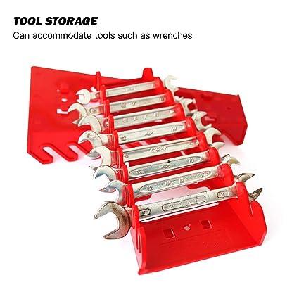Schlüssel Organizer Tray Sockets Tool Rack Sorter Schraubenschlüssel Halter