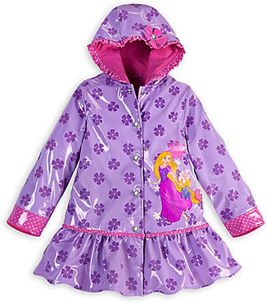 SUNNY Store Baby Girl Jacket Kids Foral Pattern Coat Outwear