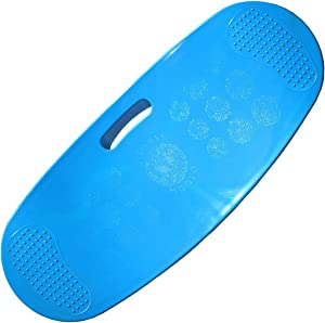 JUSTDOLIFE Workout Board Abs Legs Core Fit Board Balance Board with A Twist for Toning Strengthening