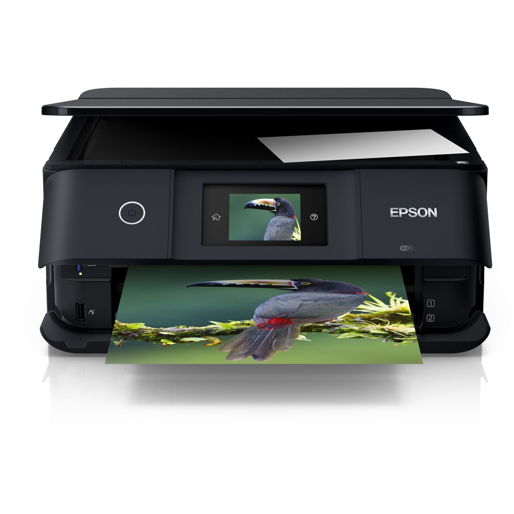Epson Expression Photo XP-55 Wi-Fi Printer, White