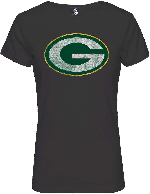 NFL Football Green Bay Packers T-Shirt Trikot Damen Women Domestic Hyper