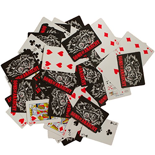 Sons Of Anarchy Playing Cards Official