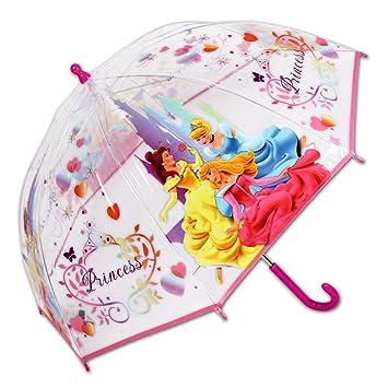 Disney Paraguas inf. princesas transp.