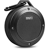 Bluetooth Speaker, MIFA F10 Portable Speaker with Enhanced 3D Stereo Bass Sound, IP56 Dustproof Waterproof, 10-Hour Playtime,