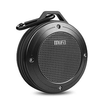 Amazon.com: Altavoz Bluetooth, MIFA F10 Altavoz portátil con ...