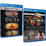 The Story of China & The Story of India: A Michael Wood 4-Bluray Set