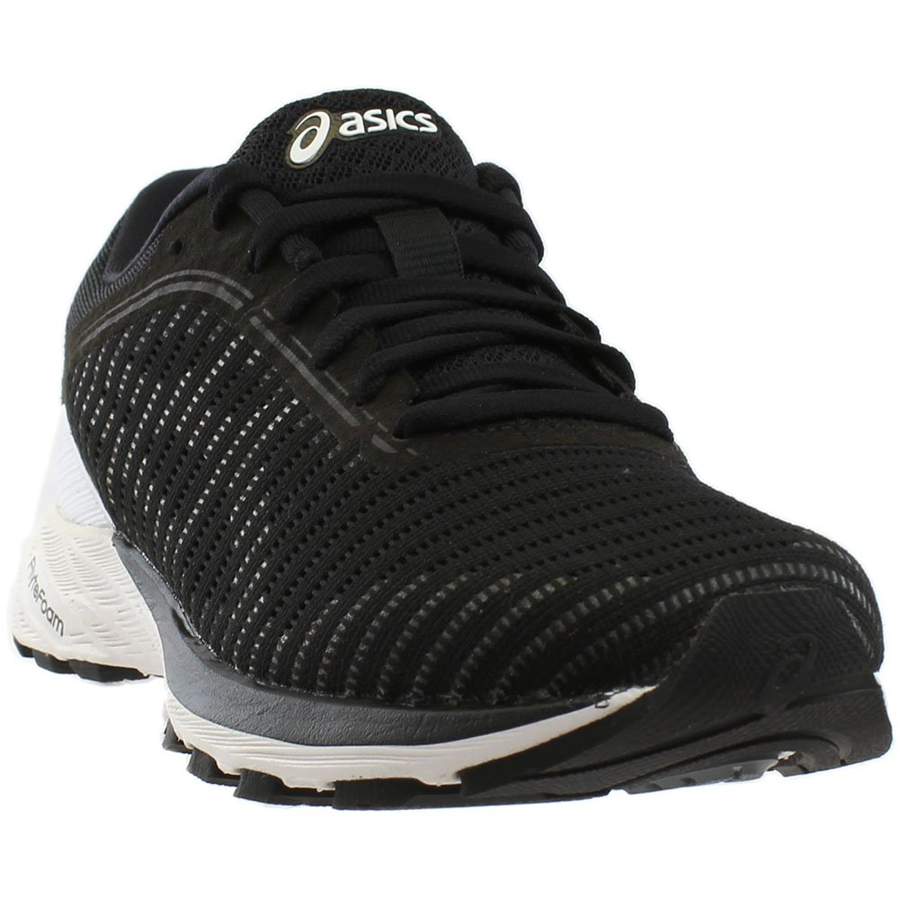 ASICS Women's Dynaflyte 2 Running Shoe B071LFGLTN 6.5 B(M) US|Black/White/Carbon