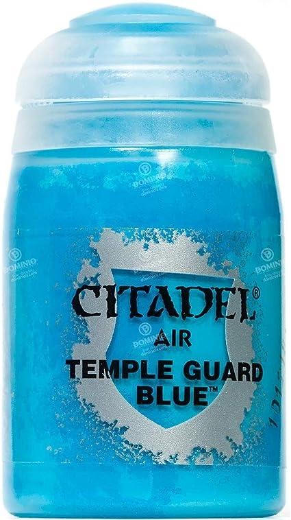 Temple Guard Blue Citadel Air