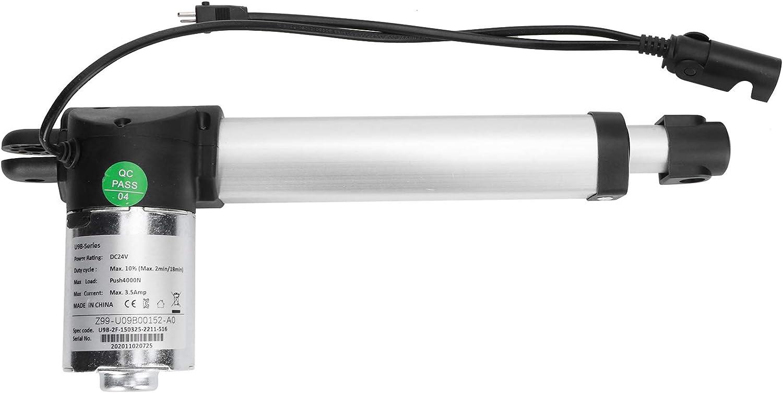 Omabeta Actuador Lineal eléctrico Sillas de elevación de Repuesto Motor Auto Power Sillas de elevación de Motor reclinable para Camas Sofás Varillas de elevación DC24V