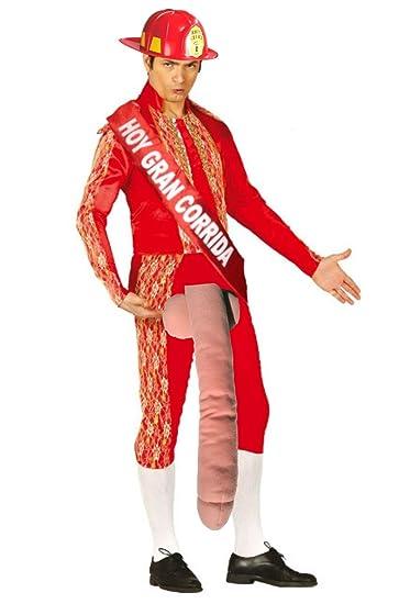 Disfraz de Bombero Torero - Hombre, L: Amazon.es: Ropa y ...