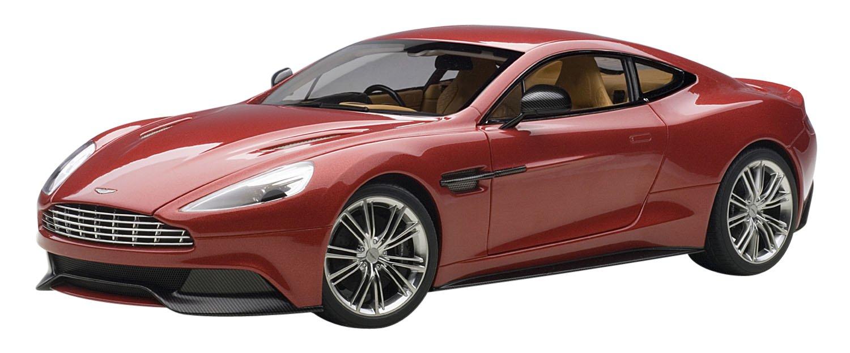 AUTOart- 70249 – Aston Martin Vanquish – 2015 – Rot Metall – Maßstab 1/18